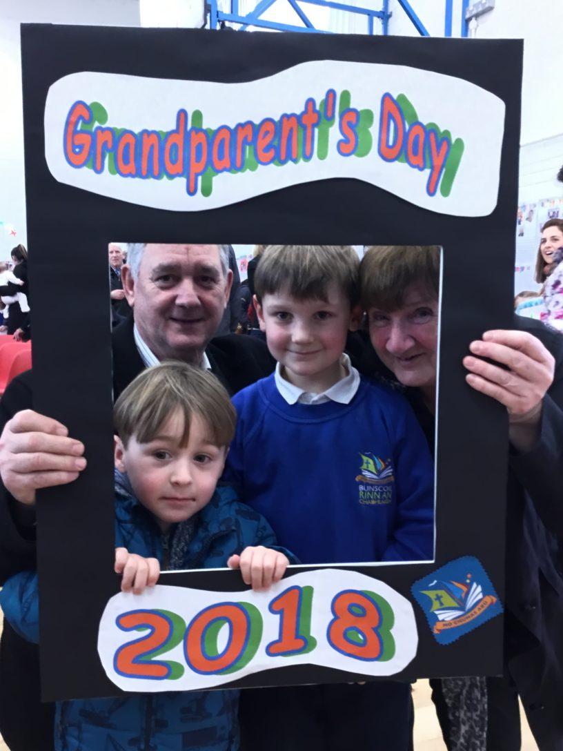 Grandparents\' Day 2018 | Bunscoil Rinn an Chabhlaigh